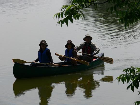 釧路川でカヌーの魅力を存分に楽しめるReRa レラ!ツアー料金が格安!釧路川のカヌーはお任せください!